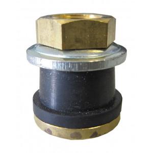 Bouchon pour trou de valve à serrer