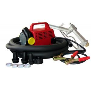 Pompe à gasoil 40L/Min (kit bat 12V - 40L ECO)