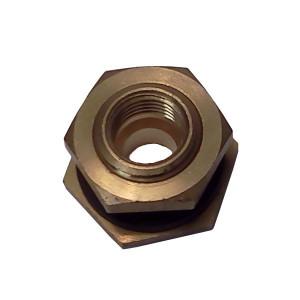 Embase de valve type américain
