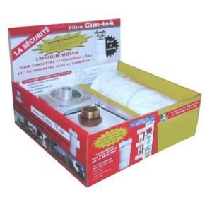 Kit Cimtek 80 filtre à eau