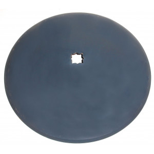 Disque de cover crop carré de 41 lisse diamètre 610 épaisseur 6