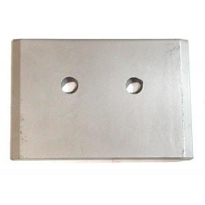 Contre plaque réversible OVERUM (286/287) Ref 94289 ORIGINE