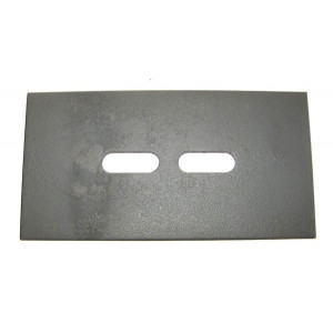 Grattoir métallique de rouleau packer Pegoraro