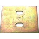 Grattoir métallique de rouleau packer SICMA PM Ref g50120 ORIGINE