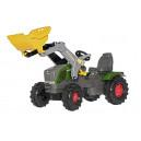 Tracteur Fendt 211 Vario avec chargeur rollyFarmtrac