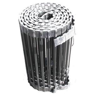 Tapis de vidange 268 barreaux pas de 35 longue pour machine MATROT M41