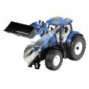 Tracteur NEW HOLLAND T7.315 Bluetooth app control