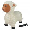 Mouton sauteur rebondissant