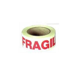 Adhésif pour emballage « fragile »