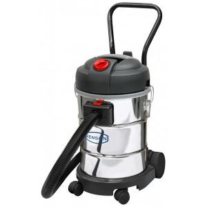 Aspirateur eau et poussière 1200W cuve Inox 35L
