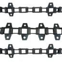 Jeu de 3 chaînes de convoyeur N°4 JD 970-975
