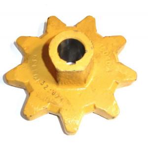 Pignon élévateur Réf : 321074 NEW HOLLAND 9 dents diamètre 25 ORIGINE