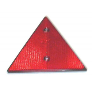 Triangle arrière de remorque