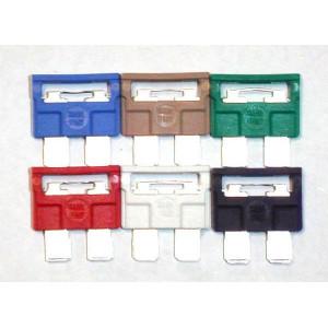 6 fusibles enfichables (blister 32600)