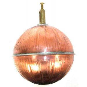 Boule flotteur diamètre 120 cuivre