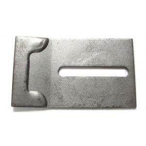 Grattoir métallique de Rouleau Packer type KUHN rechargé Ref 52593410-KU
