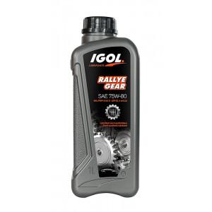 Huile boite IGOL RALLYE GEAR 75W90