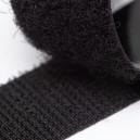 Ruban zip Velcro autocollant HPX (Sangle + Crochet) 20mm x 1M