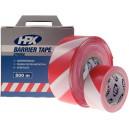 Ruban de délimitation HPX Blanc / Rouge 50mm x 100M
