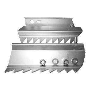 Kit d'aubes de semoir engrais KUHN Ref R4080065 ORIGINE