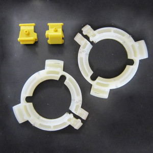 """Bagues tube """"Quick Lock"""" convient pour la référence Bondioli et Pavesi B0101"""