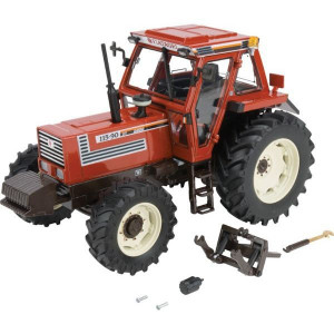 Tracteur FIAT 115.90 4 roues motrices