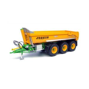 Remorque JOSKIN KTP 27/65 3 essieux