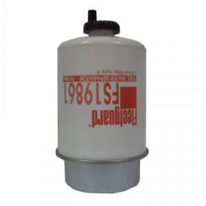 Filtre séparateur eau / gasoil à visser Fleetguard FS19861